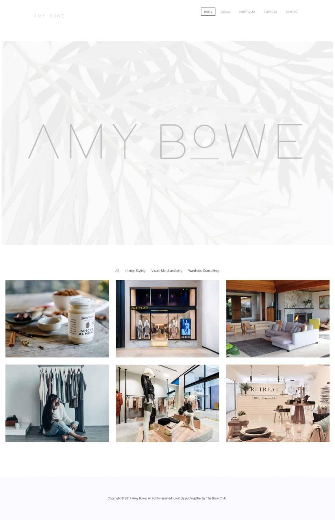 Berry Website Design